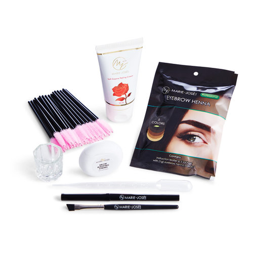 Marie-José Henna Brows Starter Kit