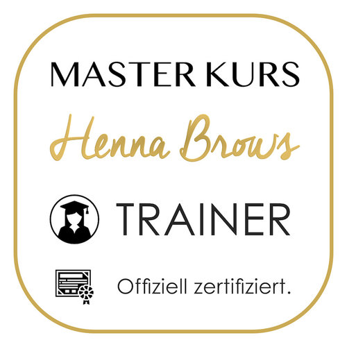 Marie-José TRAINER Henna Brows