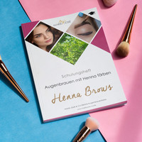 Manual de entrenamiento de Henna Brows