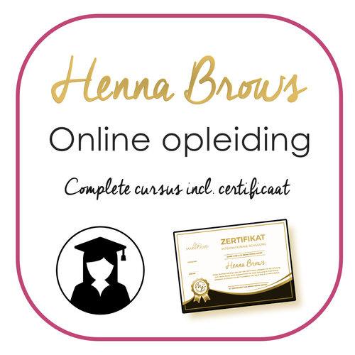 Cursus Henna Brows