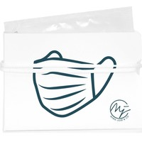 Face mask in pouch - 20 pieces
