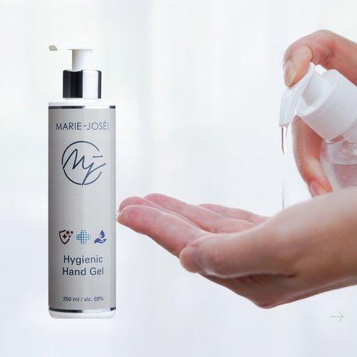 Marie-José Hygienic hand gel (250ml)