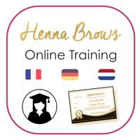 Henna Brows Online Course