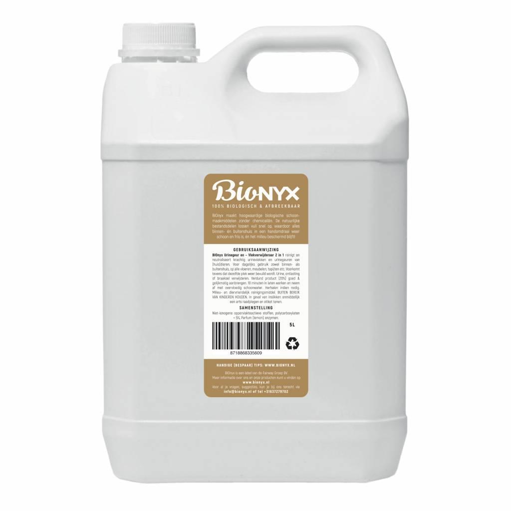 Urinegeur en –Vlekverwijderaar 2 in 1  (5 L)