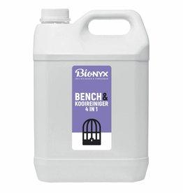 Bench- en Kooireiniger 4 in 1   (5 L)