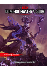 Wizards of the Coast Dungeons and Dragons RPG: Dungeon Masters Guide