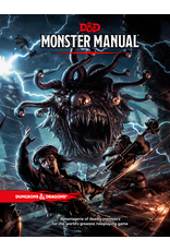 Wizards of the Coast Dungeons and Dragons RPG: Monster Manual