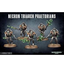 Games-Workshop NECRON LYCHGUARD/TRIARCH PRAETORIANS