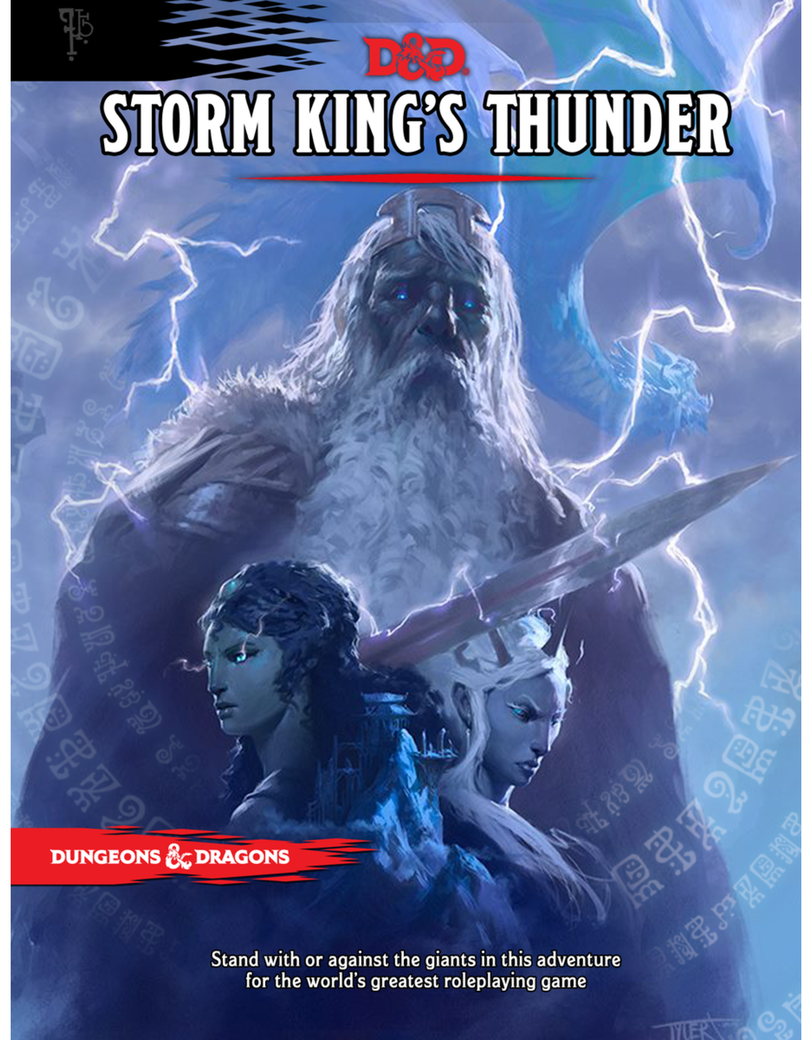 Wizards of the Coast Dungeons and Dragons RPG: Storm King's Thunder