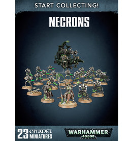 Games-Workshop START COLLECTING! NECRONS