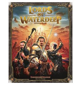 Wizards of the Coast D&D Lords of Waterdeep