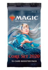 Wizards of the Coast MTG Magic Core Set 2020 - Draft Booster