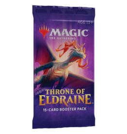 Wizards of the Coast MTG Throne of Eldraine - Draft Booster