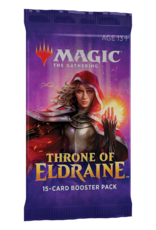 Wizards of the Coast MTG Throne of Eldraine - Card Booster Pack