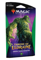 Wizards of the Coast MTG Throne of Eldraine Theme Booster