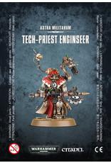 Games-Workshop ASTRA MILITARUM TECH-PRIEST ENGINSEER