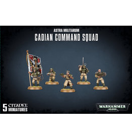 Games-Workshop CADIAN COMMAND SQUAD