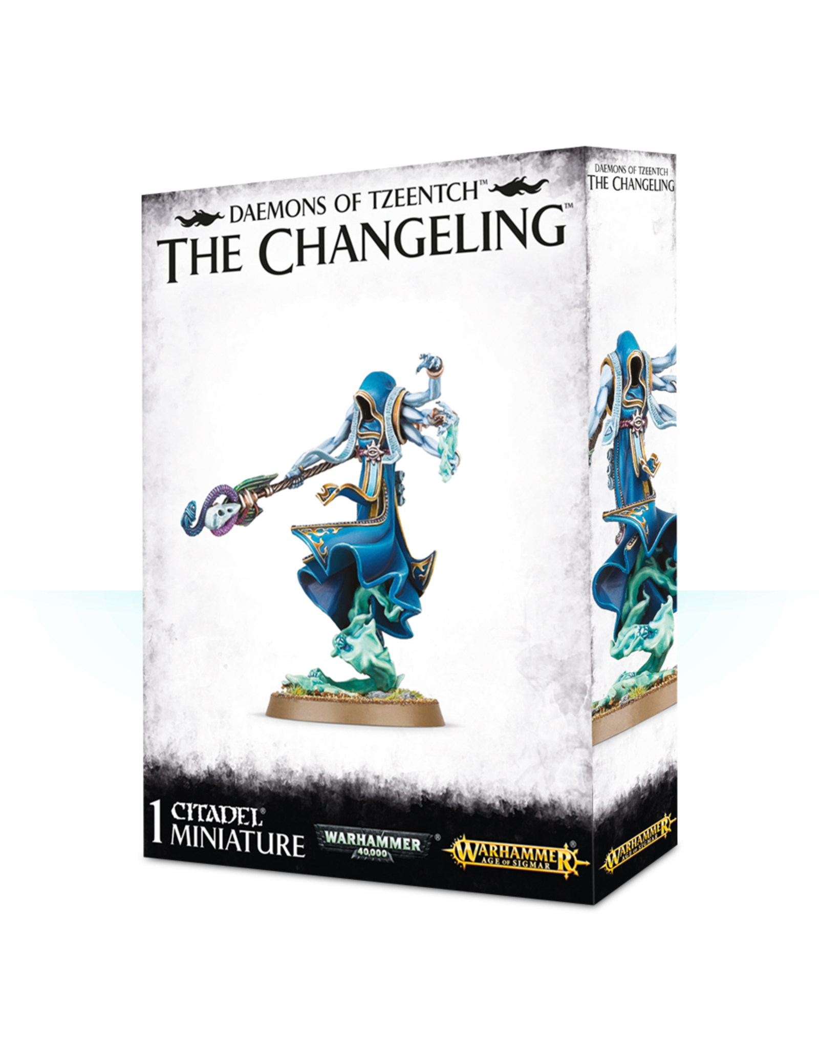 Games-Workshop Daemons Of Tzeentch The Changeling