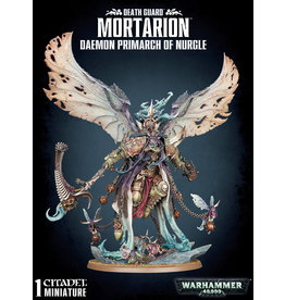 Games-Workshop Mortarian: Daemon Primarch of Nurgle