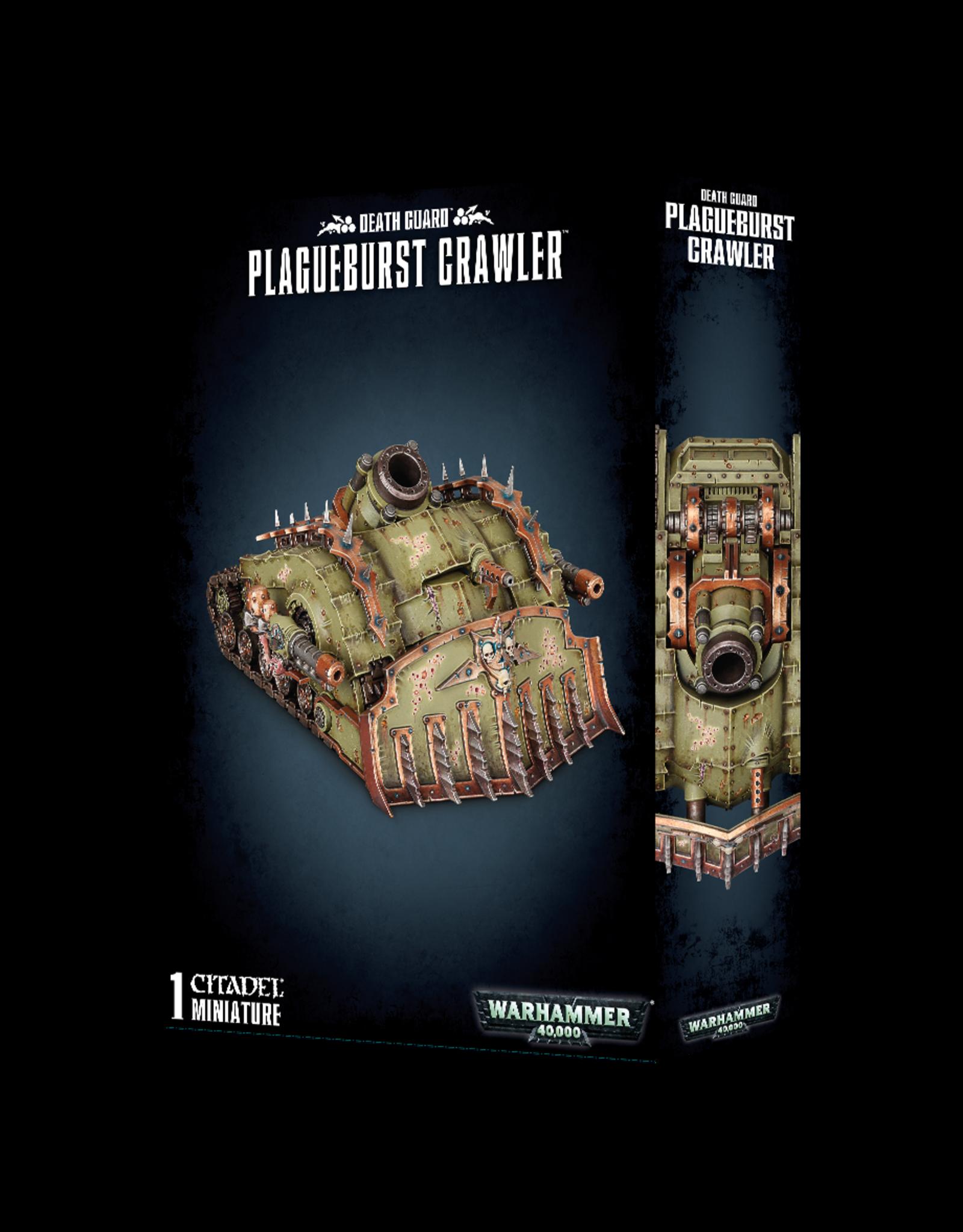 Games-Workshop DEATH GUARD PLAGUEBURST CRAWLER