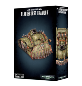 Games-Workshop DEATH GUARD PLAGUEBURST CRAWLER