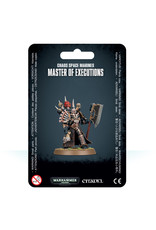 Games-Workshop Chaos Space Marines Master Of Executions
