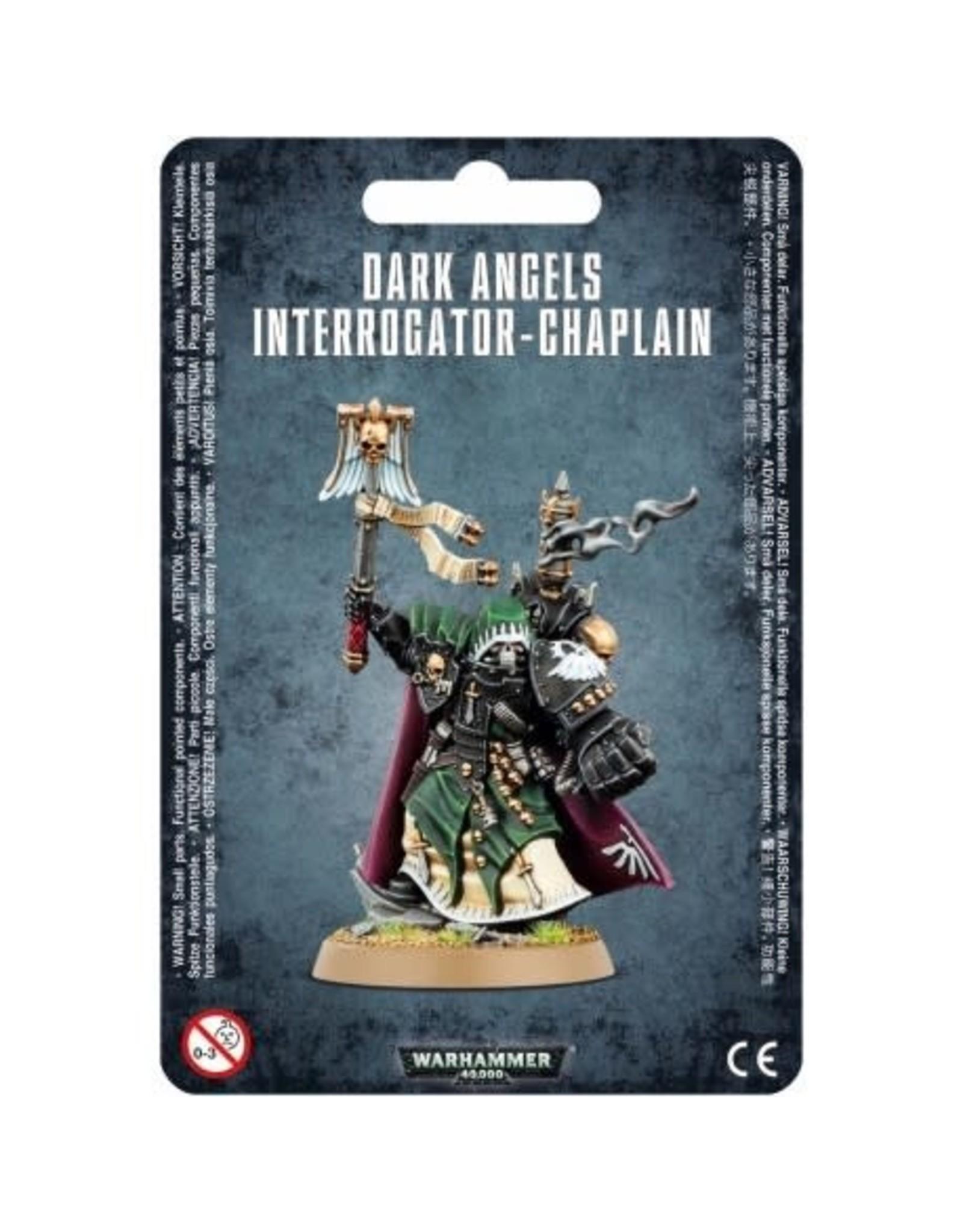 Games-Workshop DARK ANGELS INTERROGATOR-CHAPLAIN