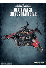 Games-Workshop DEATHWATCH CORVUS BLACKSTAR