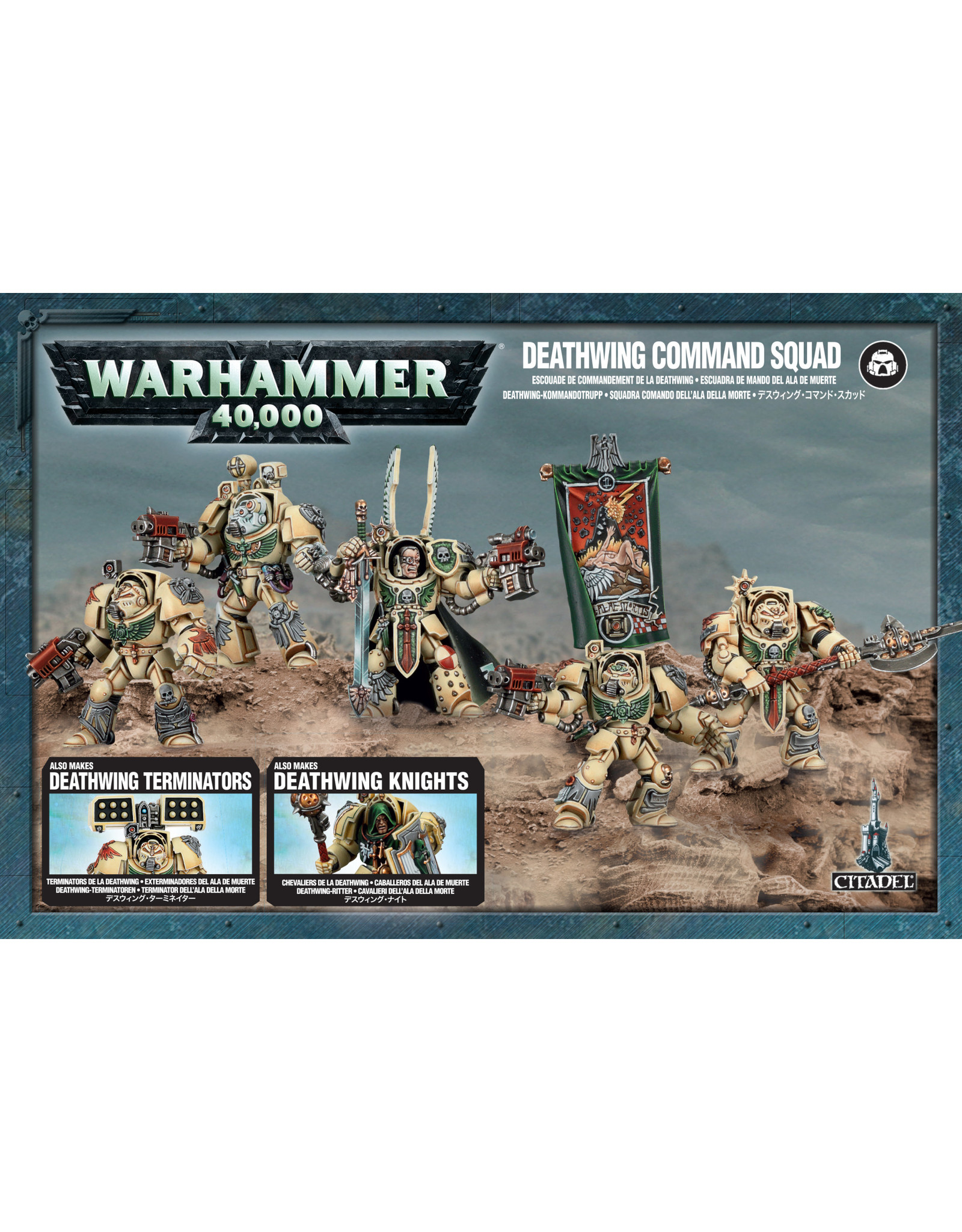 Games-Workshop DEATHWING COMMAND SQUAD