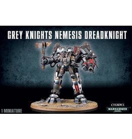 Games-Workshop Grey Knights Nemesis Dreadknight