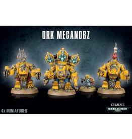 Games-Workshop ORK MEGANOBZ