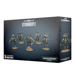 Games-Workshop ORK STORMBOYZ