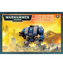 Games-Workshop Space Marine Venerable Dreadnought