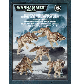 Games-Workshop Space Wolves Fenrisian Wolf Pack