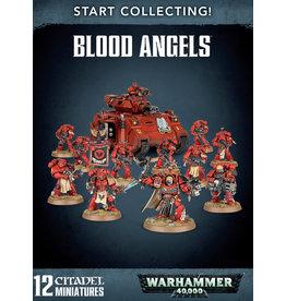 Games-Workshop START COLLECTING! BLOOD ANGELS