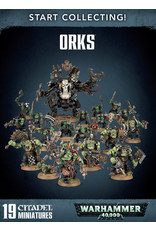Games-Workshop START COLLECTING! ORKS