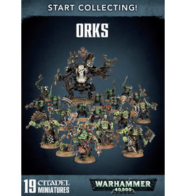 Games-Workshop START COLLECTING! ORKS