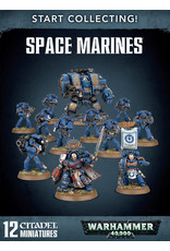 Games-Workshop START COLLECTING! SPACE MARINES