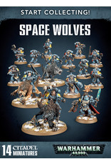 Games-Workshop START COLLECTING! SPACE WOLVES