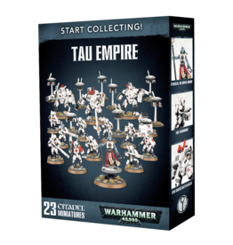 Games-Workshop START COLLECTING! TAU EMPIRE