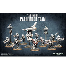 Games-Workshop TAU EMPIRE PATHFINDER TEAM