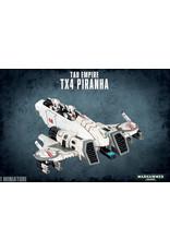 Games-Workshop TAU EMPIRE TX4 PIRANHA