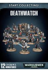Games-Workshop START COLLECTING! Deathwatch
