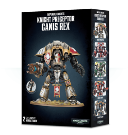 Games-Workshop KNIGHT PRECEPTOR CANIS REX