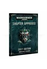 Games-Workshop Warhammer 40000: Chapter Approved 2017