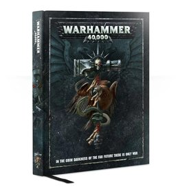 Games-Workshop WARHAMMER 40000 RULEBOOK (ENGLISH) 8th