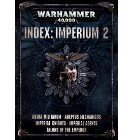 Games-Workshop INDEX: IMPERIUM 2 (ENGLISH)