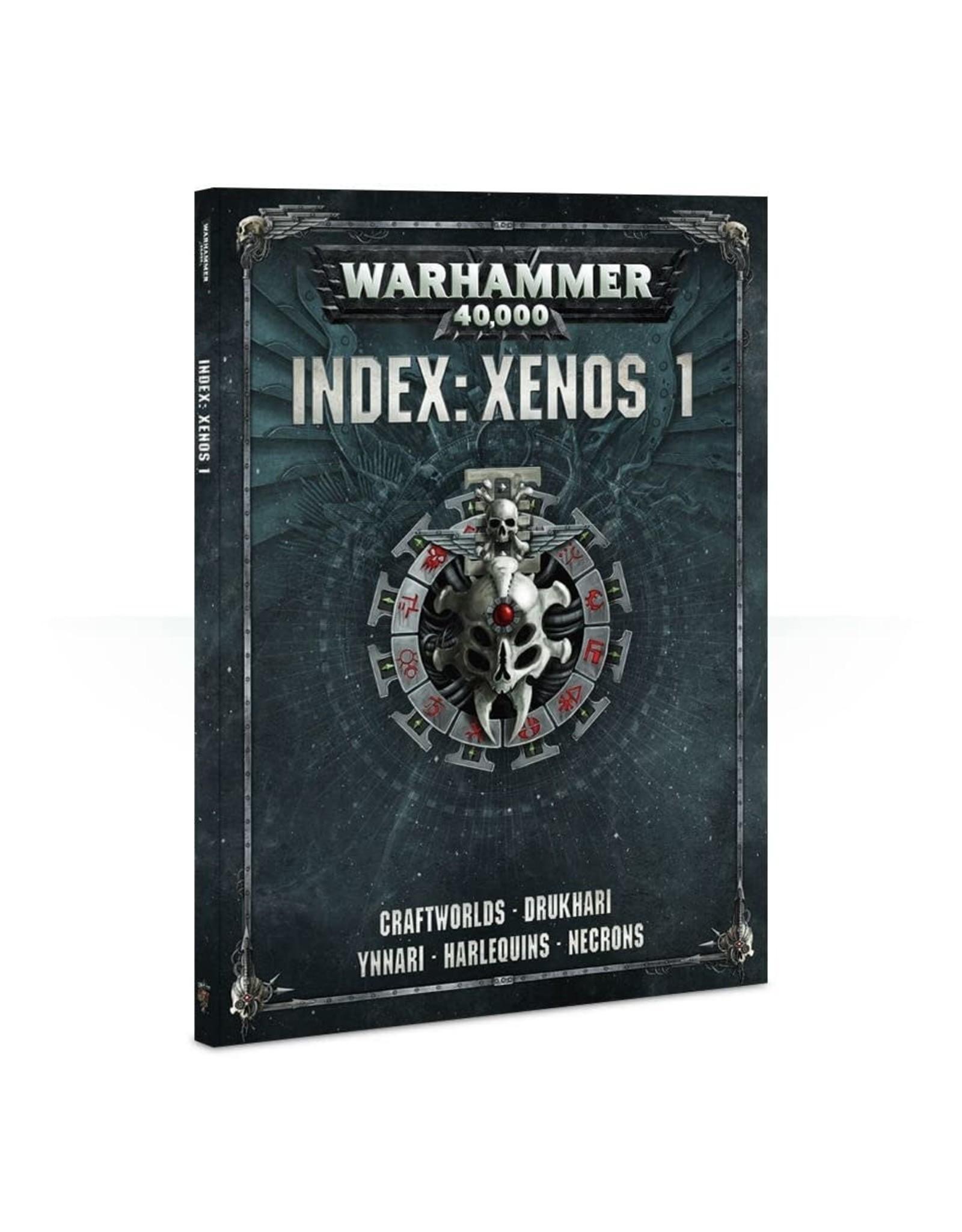 Games-Workshop INDEX: XENOS 1 (ENGLISH)