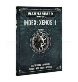 Games-Workshop INDEX: XENOS 1 (ENGLISH)