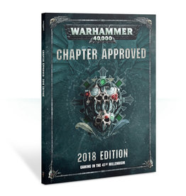 Games-Workshop Chapter Approved 2019